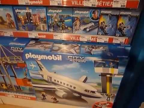 Joue club lyon le magasin playmobil 23 octobre 2014 for Piscine playmobil jouet club