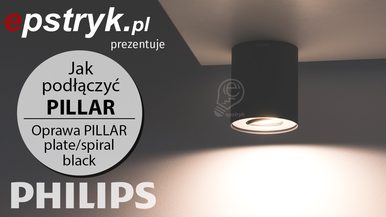 How To Connect Pillar Myliving Ceiling Spot Light From Philips