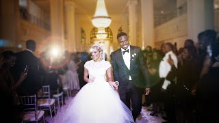Miranda + AJ Green: Epic, Superstar, Party-of-the-Year Wedding Diary!!