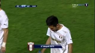 アストラ 瀬戸貴幸選手、ダイビングヘッドでゴール! Takayuki Seto Goal! Petrolul Ploiesti  -  Astra Giurgiu