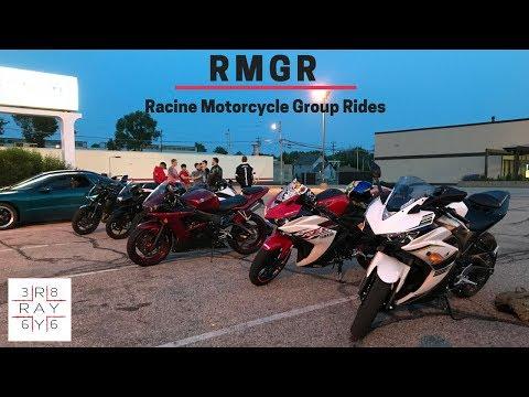 My First Meet & Group Ride! RMGR Big Star Meet -Kenosha-