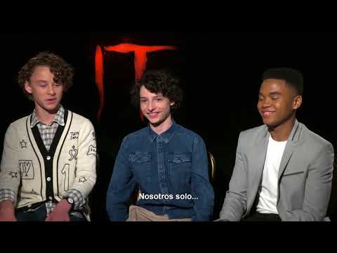IT (ESO) - Entrevista Finn, Chosen y Wyatt - Oficial Warner Bros. Pictures