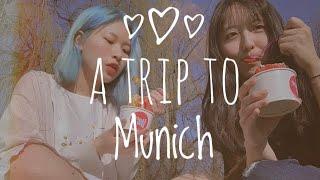 DU HỌC ĐỨC 🇩🇪 | ĐI CHƠI CUỐI TUẦN CÙNG BỌN MÌNH | A very chill TRIP TO MUNICH | my20s ☁️