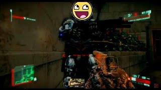 ¡Funny moments & trolls! | Crysis 2