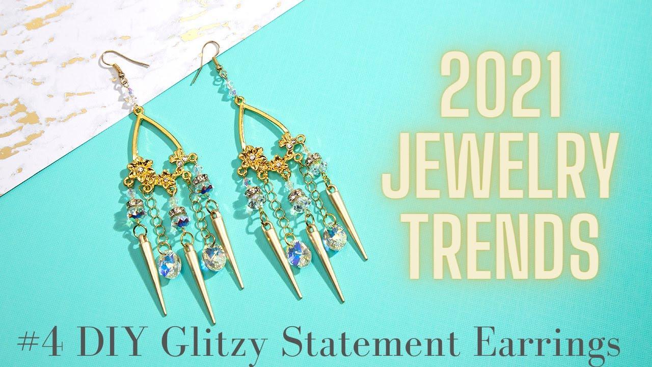 pendants charms acrylic  metallic color spike shape lightweight top quality three colors option