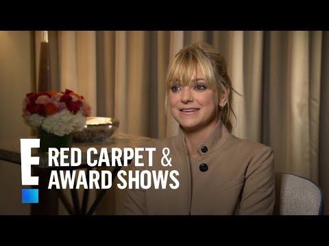 Anna Faris Talks CoParenting With Chris Pratt  E! Live from the Red Carpet