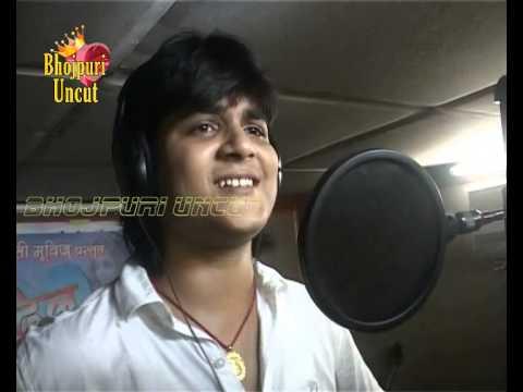 Song recording & Mahurat of Bhojpuri film''Dil Bhail Deewana Tohra Pyaar Mein 3