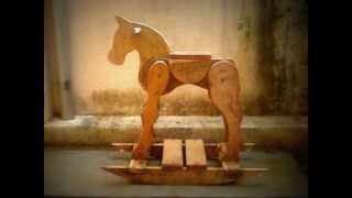 My First Woodwork ,a Rocking Horse For My Daughter