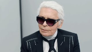 Karl Lagerfeld's Interview - Spring-Summer 2018 Ready-to-Wear CHANEL show