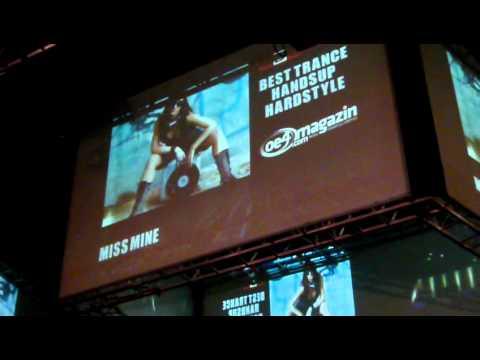 Daniel Heatcliff - Austrian Dance Award 2010 (Best Trance / Handsup / Hardstyle Artist)