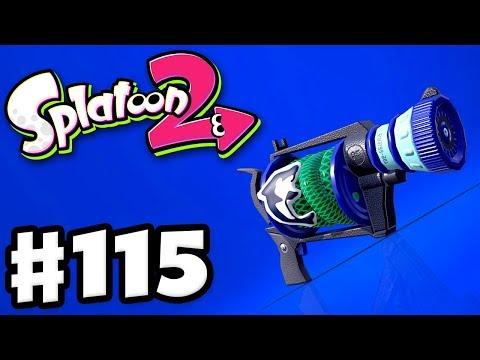 L3 Nozzlenose D! - Splatoon 2 - Gameplay Walkthrough Part 115 (Nintendo Switch)