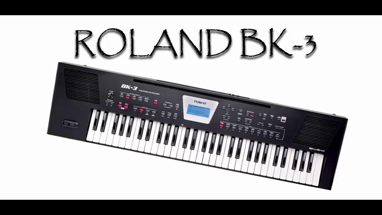 Roland Bk 3 : roland bk 3 party polka youtube ~ Vivirlamusica.com Haus und Dekorationen