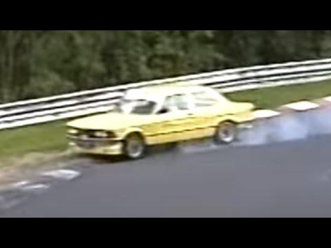 Ultimate BMW Crash, Drift & Fail Compilation 1994-2013