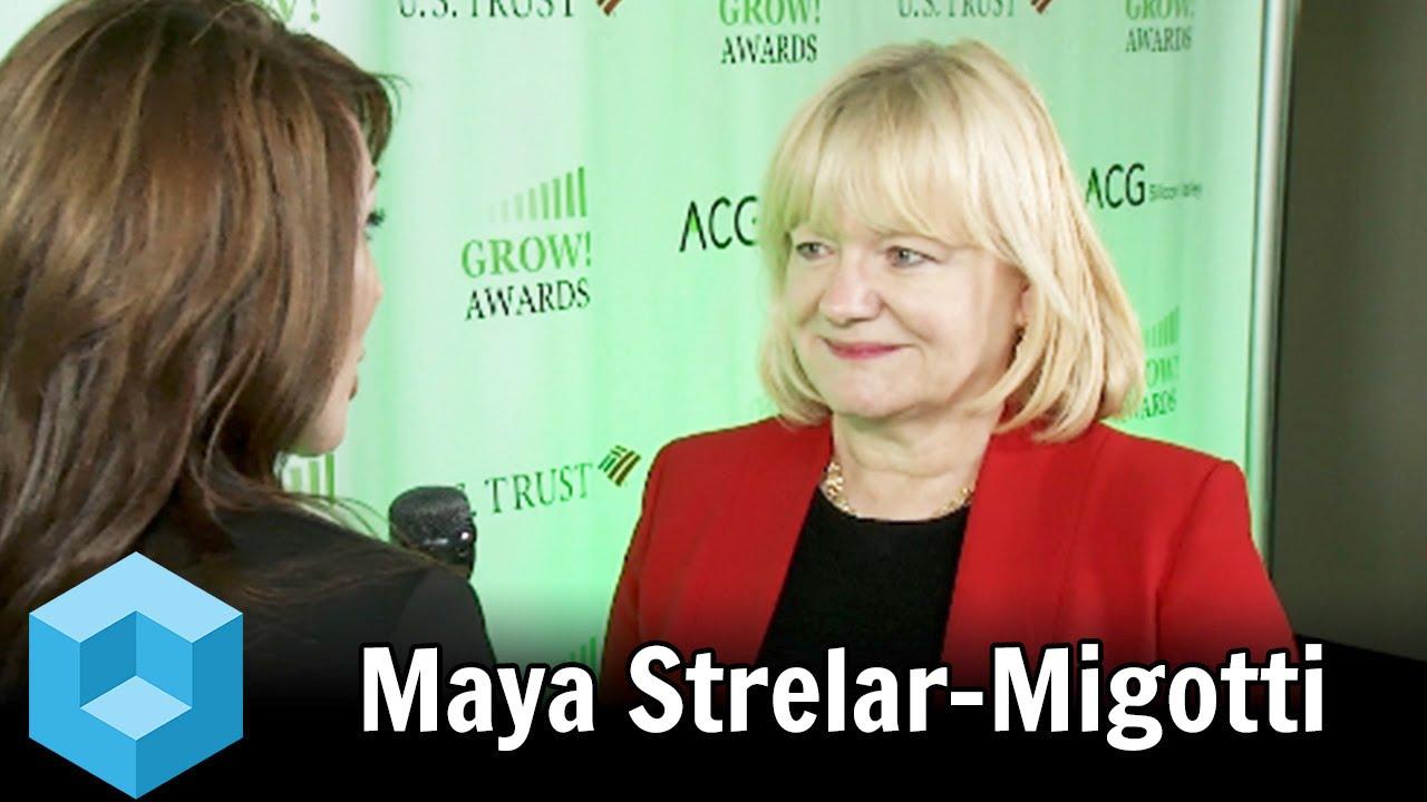 Maya Strelar-Migotti, Marvell Semiconductor | ACG SV Grow Awards 2016