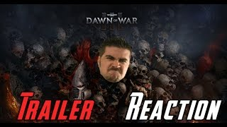 Dawn of War III Angry Trailer Reaction