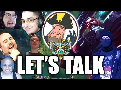 Tobias Fate Talk Show About RAGING, CLIMBING AND STREAMERS ( Imaqtpie, Nightblue3 , Trick2g...)