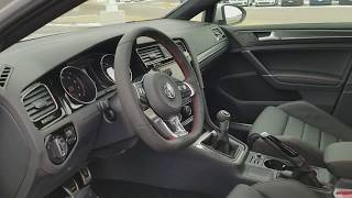 2018 VW GTI SE with manual transmission