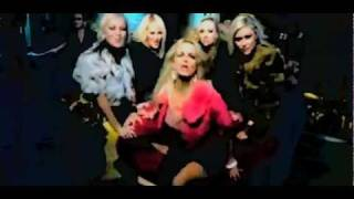 Britney Spears ft. Pitbull & T-Pain - Hey Baby Baby ( Music Video )