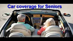 Car coverage for Seniors 2016