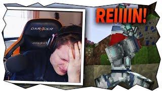 Wir lassen das fallen 🎮 Minecraft Skywars #020 | Let