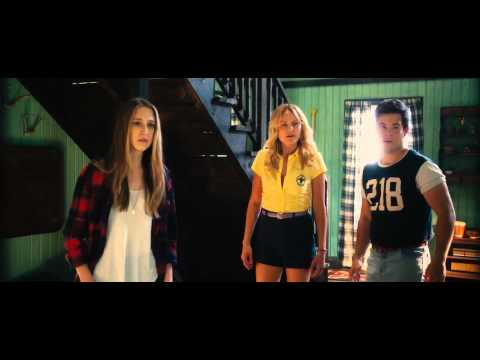 Последние девушки - Русский трейлер