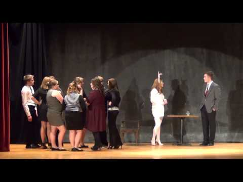 Legally Blonde Musical BHS 2014