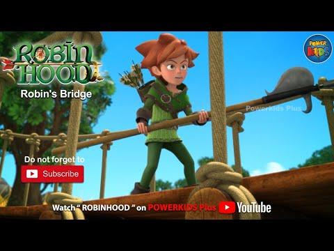Download Robin Hood | Season 2 | Robin's Bridge | PowerKids Plus