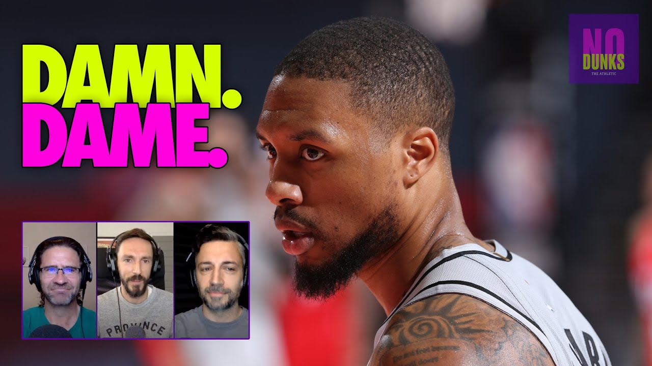 If Damian Lillard isn't your MVP after his latest 50-point masterpiece ...