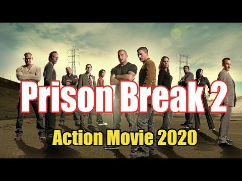 Action Movie 2020  Prison Break 2  Best Action Movies Full Length English