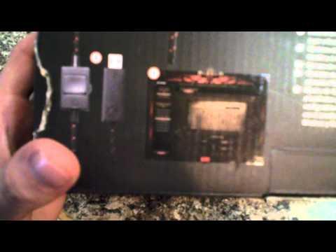Steel Series Diablo 3 Headset Unboxing