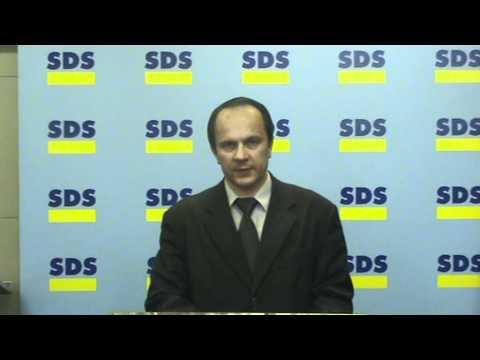 Koalicija zavrnila predlog SDS, naj vlada brani interese Republike Slovenije