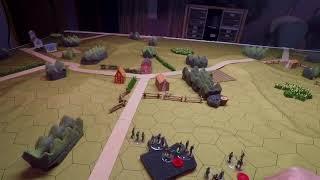 Hex Command Mechanized suppressive fire rule