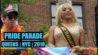 2018 Queens LGBT Pride Parade (Jackson Heights, NYC)