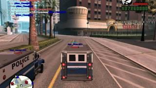 Samp Adrenaline RP -Медик часть 1