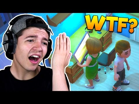 SHE TOOK MY COMPUTER!! | YouTubers Life #2