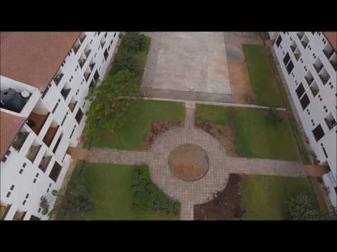 university of Ghana aerial view