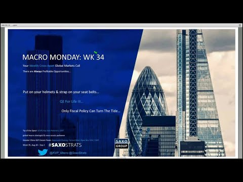 Macro Monday WK 35 - Ripple Effects of US-CH Trade Tariff Escalations