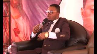 Bishop Obinim heals a Woman who deliver live big black scorpion in the presence of Congregation..