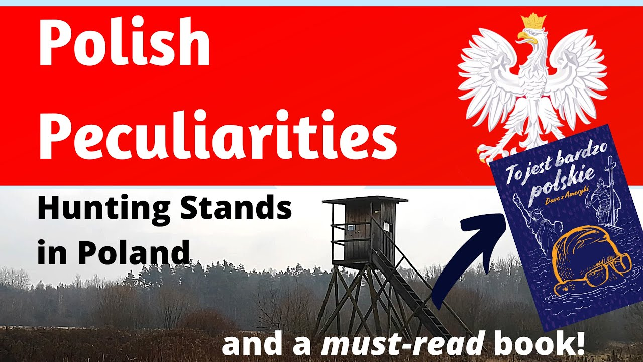The Polish Hunting Stand + A Must-read book!