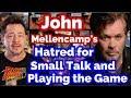 Capture de la vidéo John Mellencamp Reminds Us Of His Distaste For Small Talk