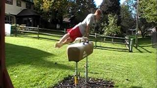 Backyard Pommel on October 2nd
