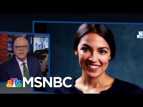 Congressman Who Lost To AOC: Her Star Rising Because She Beat Me' | The Beat With Ari Melber | MSNBC