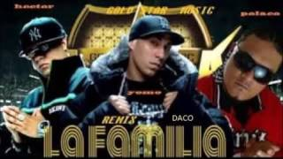 Sacala - Héctor El Father feat. Don Omar, Naldo, Wisin & Yandel - Gold Star Music: La Familia
