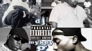 2pac, Biggie, Eazy-E & Big Pun - Throw Up Ya Gunz