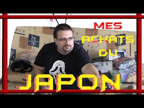 MES ACHATS DU JAPON ! RARE ET INEDIT ! ROAD TRIP IN TOKYO HS