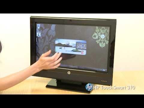 HP TouchSmart 310