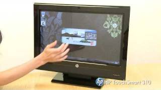 HP TouchSmart 310