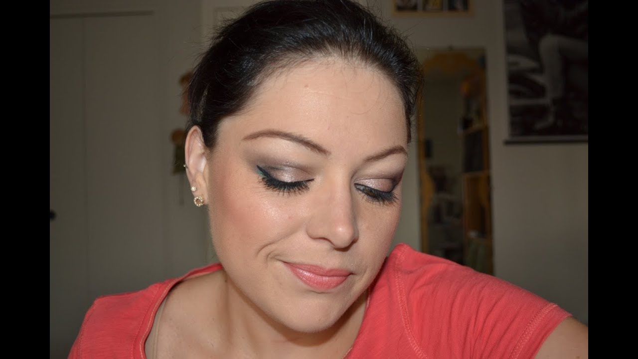 maquillage gala