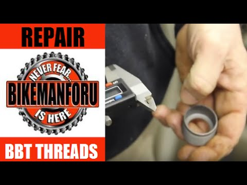 Not Italian thread bottom bracket removal
