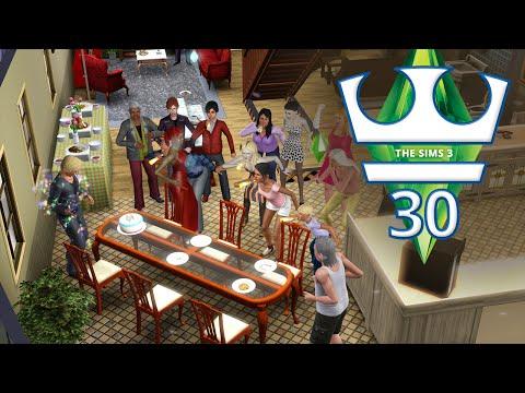 Jirka Hraje - The Sims 3 E30 - Epický konec